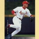 1997 Donruss Baseball #217 Royce Clayton - St. Louis Cardinals