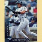 1997 Donruss Baseball #209 James Mouton - Houston Astros
