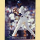 1997 Donruss Baseball #198 Ramon Martinez - Los Angeles Dodgers