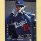 1997 Donruss Baseball #191 Brett Butler - Los Angeles Dodgers