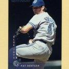 1997 Donruss Baseball #177 Pat Hentgen - Toronto Blue Jays