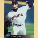 1997 Donruss Baseball #140 Shawn Estes - San Francisco Giants