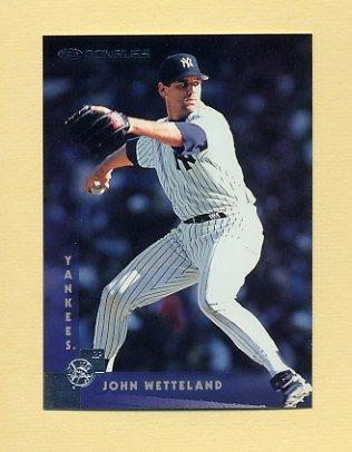 1997 Donruss Baseball #139 John Wetteland - New York Yankees