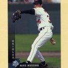 1997 Donruss Baseball #119 Mike Mussina - Baltimore Orioles