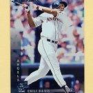 1997 Donruss Baseball #088 Chili Davis - Anaheim Angels