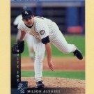 1997 Donruss Baseball #075 Wilson Alvarez - Chicago White Sox