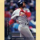 1997 Donruss Baseball #067 Ray Lankford - St. Louis Cardinals