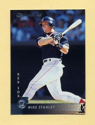 1997 Donruss Baseball #065 Mike Stanley - Boston Red Sox