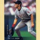 1997 Donruss Baseball #042 J.T. Snow - Anaheim Angels