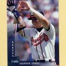 1997 Donruss Baseball #034 Chipper Jones - Atlanta Braves