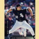 1997 Donruss Baseball #032 Alex Fernandez - Chicago White Sox
