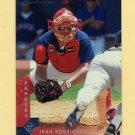 1997 Donruss Baseball #031 Ivan Rodriguez - Texas Rangers