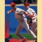 1997 Donruss Baseball #023 Barry Larkin - Cincinnati Reds