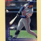 1997 Donruss Baseball #010 Henry Rodriguez - Montreal Expos