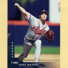 1997 Donruss Baseball #007 Greg Maddux - Atlanta Braves