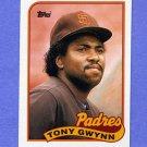 1989 Topps Baseball #570 Tony Gwynn - San Diego Padres