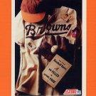 1992 Score Baseball #882 Satchel Paige MEMO - St. Louis Browns