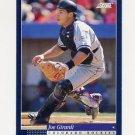 1994 Score Baseball #076 Joe Girardi - Colorado Rockies