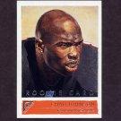 2001 Topps Gallery Football #140 Chad Johnson RC - Cincinnati Bengals