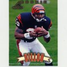 1997 Pinnacle Football #166 Corey Dillon RC - Cincinnati Bengals