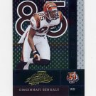 2002 Absolute Memorabilia Football #015 Chad Johnson - Cincinnati Bengals