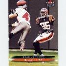 2003 Ultra Football #149 Chad Johnson - Cincinnati Bengals