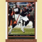 2003 Topps Draft Picks and Prospects Football #099 Chad Johnson - Cincinnati Bengals