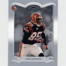 2003 Donruss Classics Football #021 Chad Johnson - Cincinnati Bengals