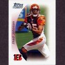2005 Topps Draft Picks And Prospects Football #036 Chad Johnson - Cincinnati Bengals