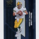 2006 Leaf Rookies And Stars Football Longevity Target #039 Brett Favre - Green Bay Packers