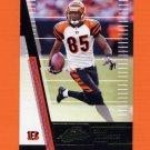 2007 Absolute Memorabilia Football #104 Chad Johnson - Cincinnati Bengals