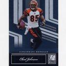 2007 Donruss Elite Football #021 Chad Johnson - Cincinnati Bengals