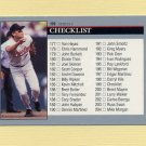 1992 Leaf Baseball #199 Cal Ripken CL - Baltimore Orioles