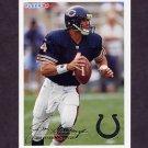 1994 Fleer Football #209 Jim Harbaugh - Indianapolis Colts