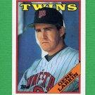 1988 Topps Baseball #746 Gene Larkin RC - Minnesota Twins