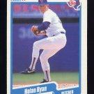 1990 Fleer Baseball #313 Nolan Ryan - Texas Rangers
