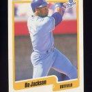 1990 Fleer Baseball #110 Bo Jackson - Kansas City Royals ExMt
