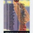 1993 Stadium Club Baseball #745 Checklist 601-750 NM-M