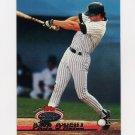 1993 Stadium Club Baseball #717 Paul O'Neill - New York Yankees