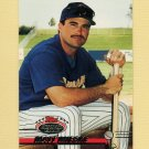 1993 Stadium Club Baseball #687 Matt Mieske - Milwaukee Brewers