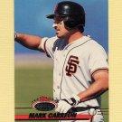 1993 Stadium Club Baseball #680 Mark Carreon - San Francisco Giants