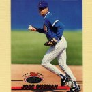1993 Stadium Club Baseball #648 Jose Guzman - Chicago Cubs