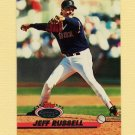 1993 Stadium Club Baseball #635 Jeff Russell - Boston Red Sox