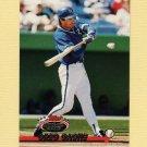 1993 Stadium Club Baseball #631 Greg Gagne - Kansas City Royals