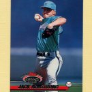 1993 Stadium Club Baseball #567 Jack Armstrong - Florida Marlins