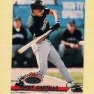 1993 Stadium Club Baseball #547 Vinny Castilla - Colorado Rockies