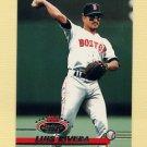 1993 Stadium Club Baseball #533 Luis Rivera - Boston Red Sox