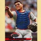 1993 Stadium Club Baseball #524 Ivan Rodriguez - Texas Rangers