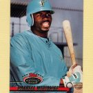 1993 Stadium Club Baseball #516 Darrell Whitmore RC - Florida Marlins
