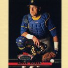 1993 Stadium Club Baseball #483 Dave Valle - Seattle Mariners